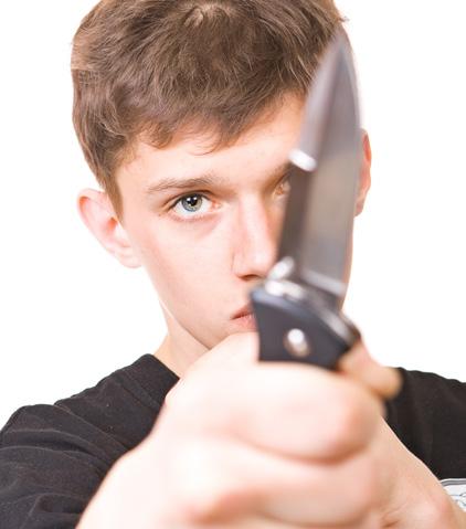 Knife crime 20163